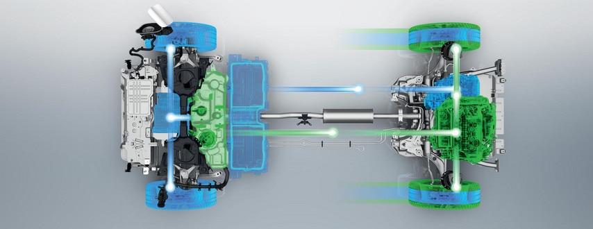 Novi SUV PEUGEOT 3008 HYBRID4: litijum-jonska baterija