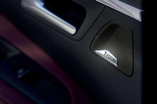 Peugeot 5008 focal