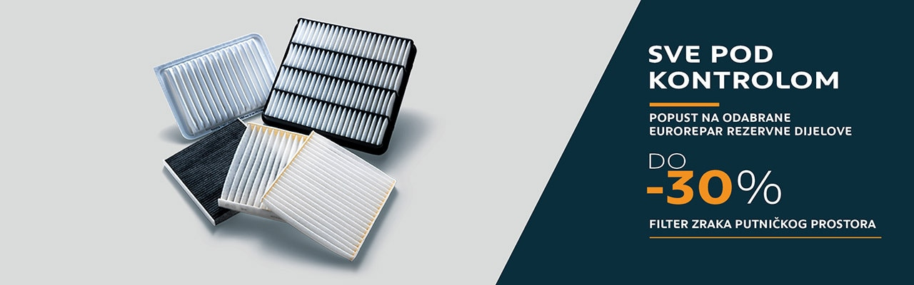 Eurorepar filter zraka