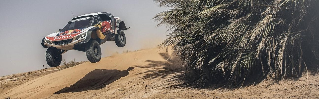 Dakar 3008