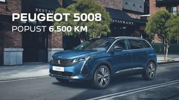 Peugeot 5008 popust